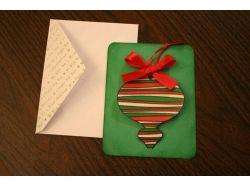Распечатать новогоднюю открытку