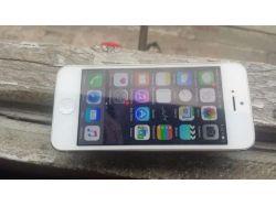 Белый айфон