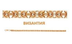 Золотая цепь плетение питон