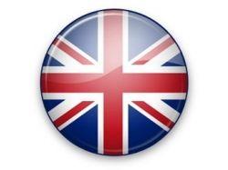 Фото флага великобритании