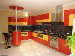 Корпусная мебель кухни фото