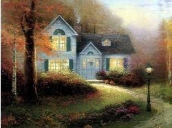 Картины художников об осени