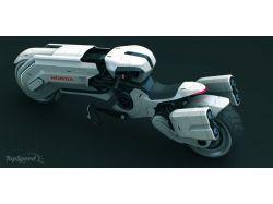Мотоциклы будущего фото
