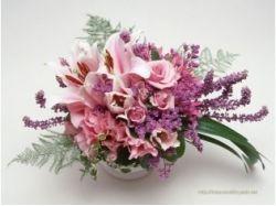 Цветы на 8 марта картинки