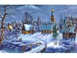 Рождественские картинки