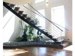 Окна на лестнице фото