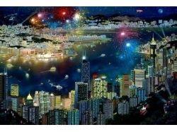 Фото картины городов
