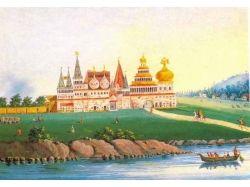 Архитектура в россии 17 века