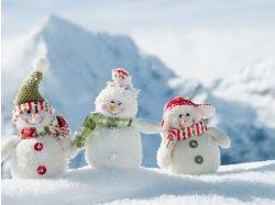 Картинка на рабочий стол зима