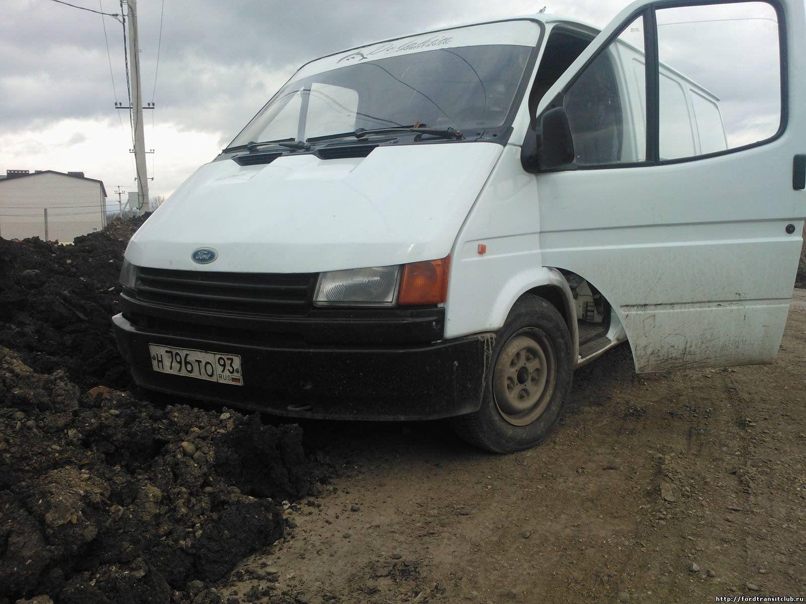 тюнинг форд транзит 1992 2000