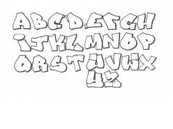 Алфавит русский в картинках