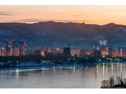 Красноярск картинки города
