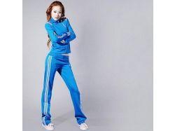 Фото девушек в одежде адидас 2