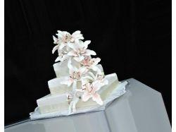 Картинки тортов на свадьбу
