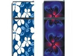 Прикольные наклейки на холодильник 7