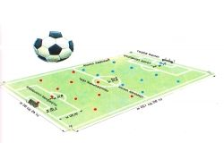Картинки футбольное поле