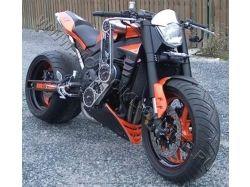 Тюнинг мотоцикла минск фото