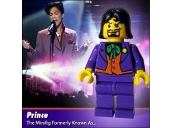 Принц певец