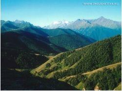 Горы ингушетии фото