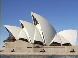 Австралия фото города