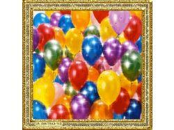 Картинки воздушных шариков 3