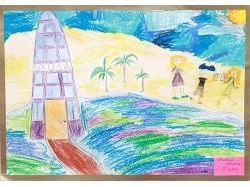 Школа будущего рисунки