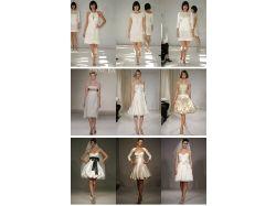 Креативные свадебные платья фото