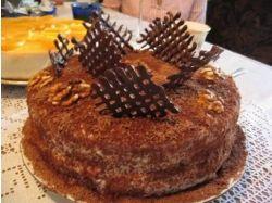 Оформление тортов картинки