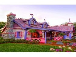 Сказочный дом картинки