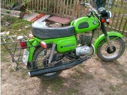 Мотоцикл восход фото