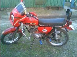 Мотоцикл восход фото 5