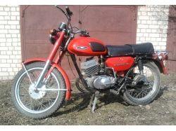 Мотоцикл восход фото 6