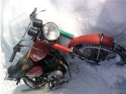 Мотоцикл восход фото 8