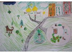 Детские рисунки лет
