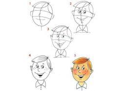 Как ребенку нарисовать ласточку