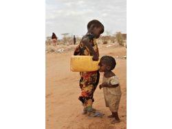 Голодные африканские дети фото