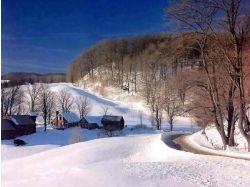 Природа зимой рисунки