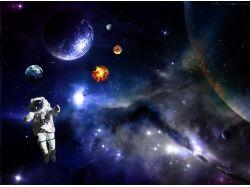 Картинки космос для детей 3