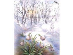 Поделки на тему весна