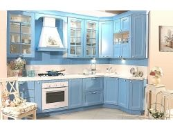 Кухни однорядные фото