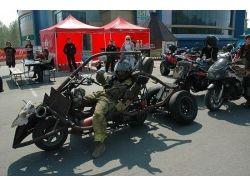 Фото байкерских мотоциклов