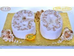 Торт на юбилей мужчине фото