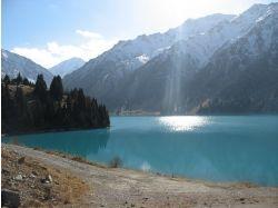 Красивые места в казахстане фото