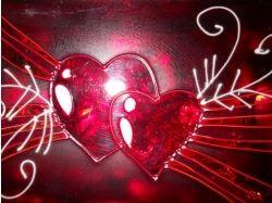 Сердце любовь картинки