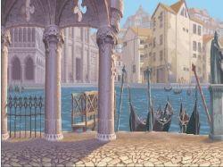 Картинки сказочный город
