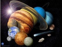 Планеты солнечной системы картинки