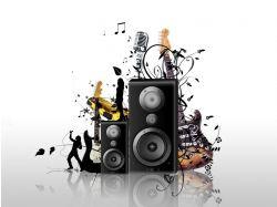 Музыкальные колонки фото