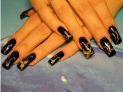 Скачать бесплатно фото нарощенных ногтей