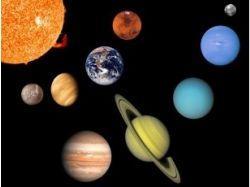 Фотографии солнечной системы из космоса