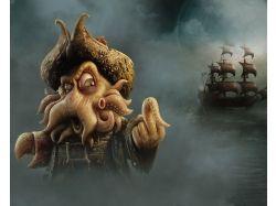 Корабль пираты карибского моря
